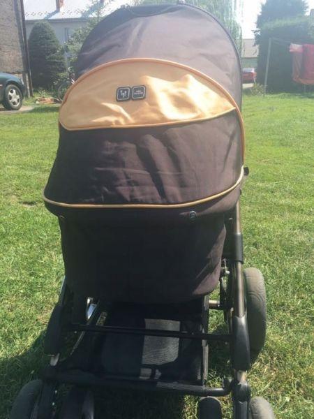 Oddam ZA DARMO wózek dla dziecka 3w1