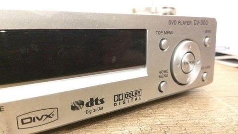 Odtwarzacz Pioneer DVD Player DV-300-S