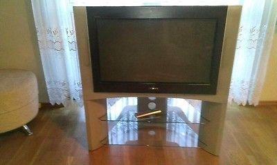 TV Sony Wega Trinitron 32cale 100 Hz KV-32FQ86K HI-END + stolik