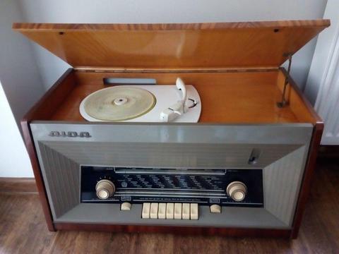Radio AIDA z lat 70-tych