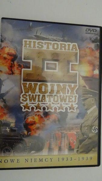 DVD Historia II Wojny Światowej 01:Nowe Niemcy 1933-1939