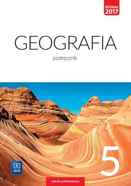 Testy, Sprawdziany Geografia 5 wyd. 2018 WSiP
