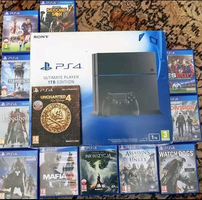 Playstation 4 ps4 z grami