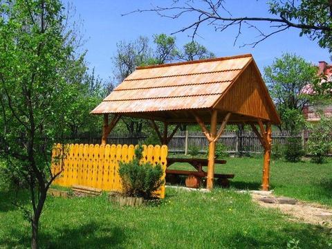 meble ogrodowe domy z drewna