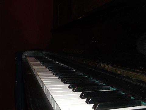 Pianino - bo warto muzykować