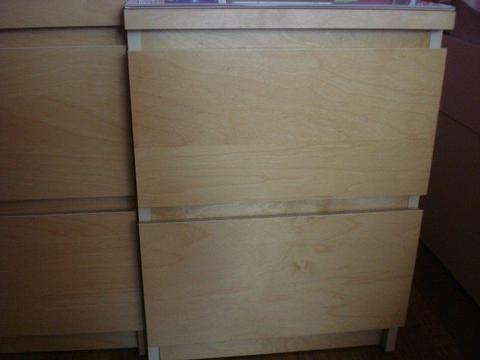 brzozowa komoda MALM brzozowa komoda IKEA komoda IKEI