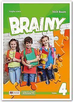 Brainy kl 4, kl 5 - testy, kartkówki, materiały dla nauczyciela