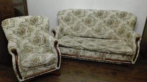 Fotel +kanapa