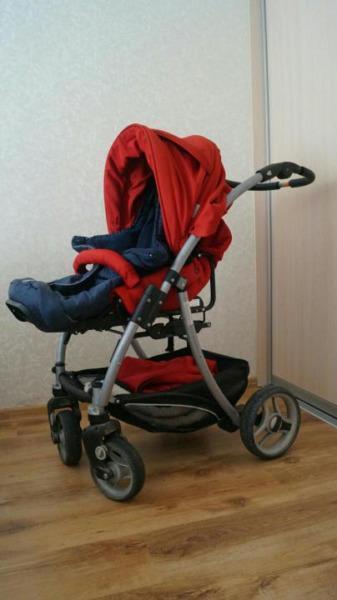 Sprzedam wózek Teutonia Lambda