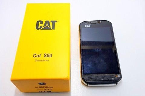 Cat S60 Smartfon