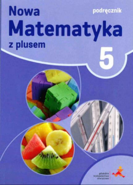Testy, Sprawdziany Matematyka z Plusem 5 GWO