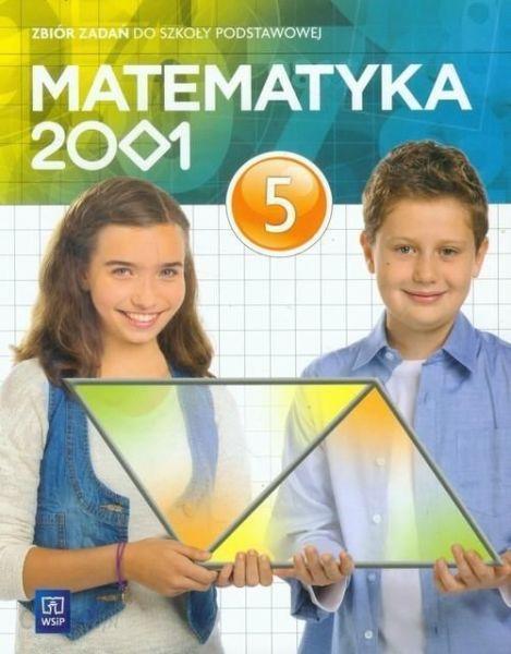 matematyka 2001 testy tanio 5