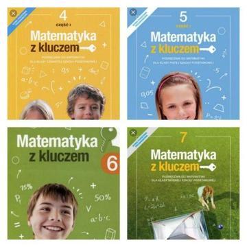 Matematyka z kluczem testy sprawdziany klasa 4 5 6 7