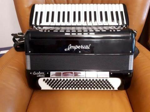 Sprzedam włoski akordeon IMPERIAL