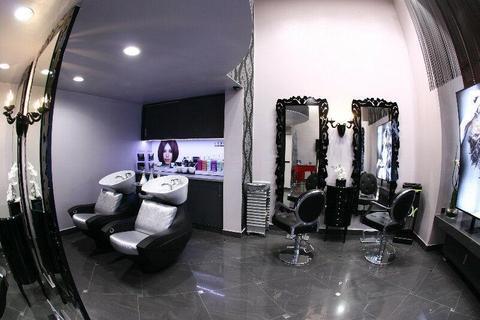 Wyposażenie Salonu Fryzjerskiego Glamour