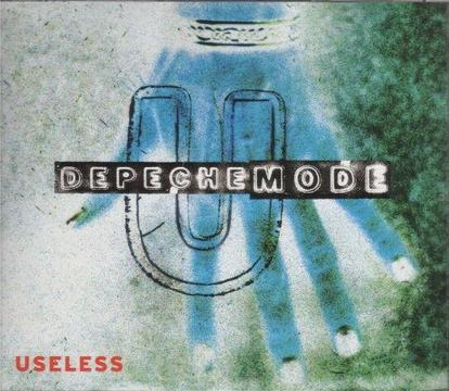 Depeche Mode ‎- Useless CD