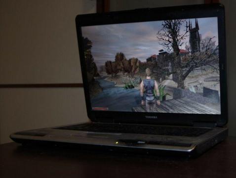 Laptop Toshiba Satellite L40-12x, Core 2 Duo, do internetu i gier