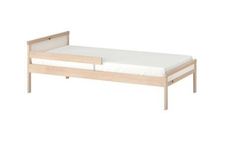 Łóżko dla dziecko IKEA NOWE Tanio + szuflady + regał z szufladami