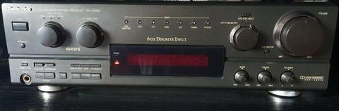 Sprzedam amplituner kina domowego Technics SA-AX530