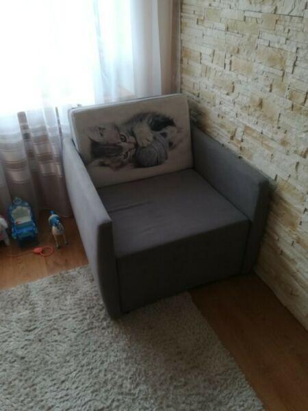 Fotel Do Spania Brick7 Sprzedam