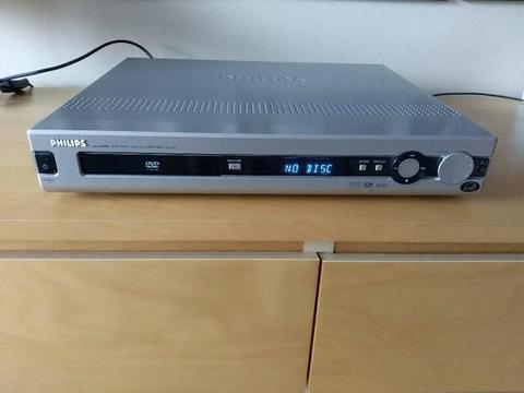 Kino domowe Philips w rewelacyjnej cenie LX 3000 !!! Amplituner kina domowego z DVD (srebrny) tanio