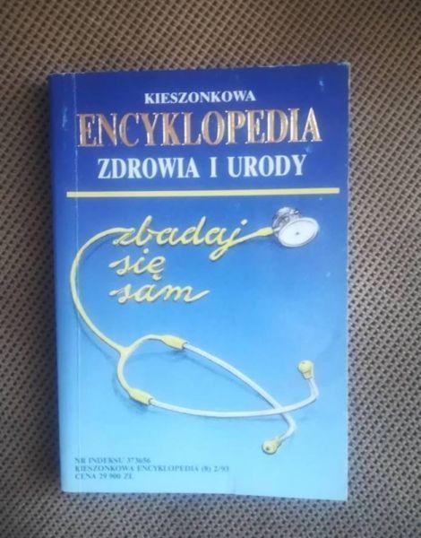 Książka - Kieszonkowa encyklopedia zdrowia i urody