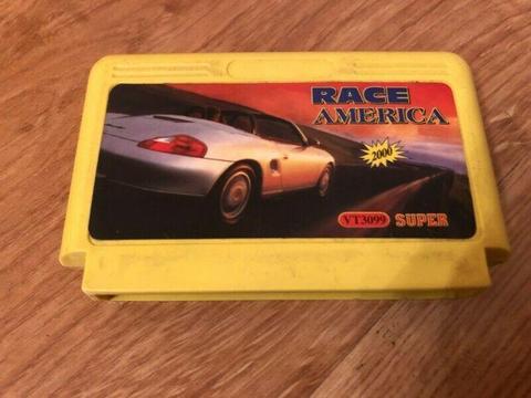 Gra na Pegasus: Race America