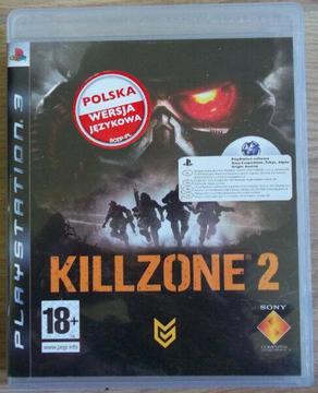 Gra PS3 Killzone 2 PL PS3 - Warszawa, Bemowo