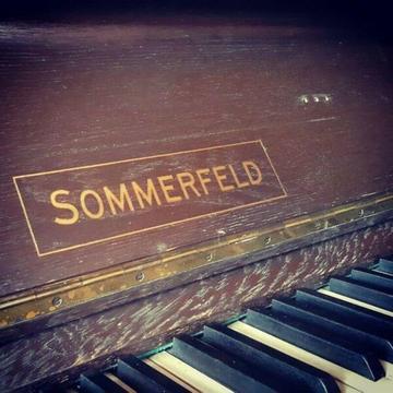 Pianino Sommerfeld Warszawa