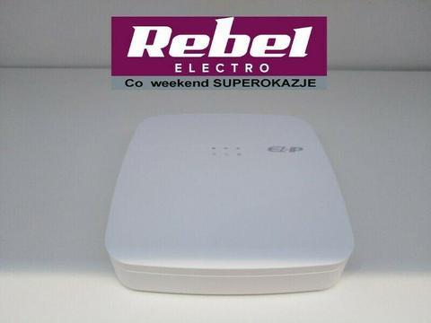 Rejestrator sieciowy EZ-IP 4 kanały, 4 wejścia, PoE NVR1B04-4P-EZIP 579zł