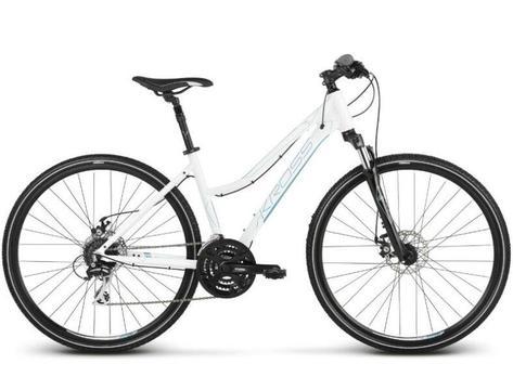 Sprzedam NOWY damski rower KROSS Evado 4.0, rozmiar M, TANIO!