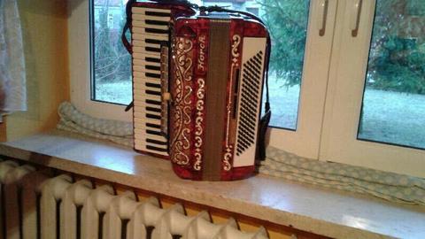 Akordeon - Horch - 120 basów - Sprzedam