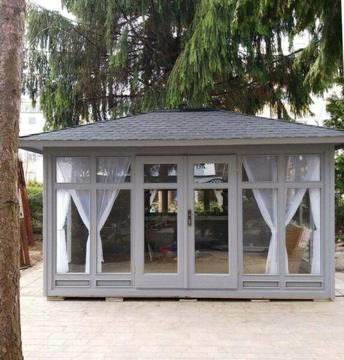 Piękny pawilon ogrodowy 3x4m HIT #altana #ALTANKA