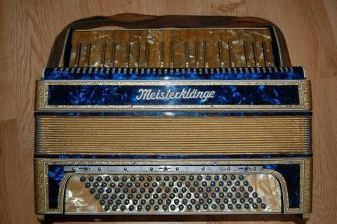 Akordeon Meisterklange
