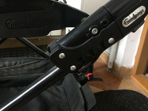 Sprzedam wózek Emmaljunga City cross polar performance