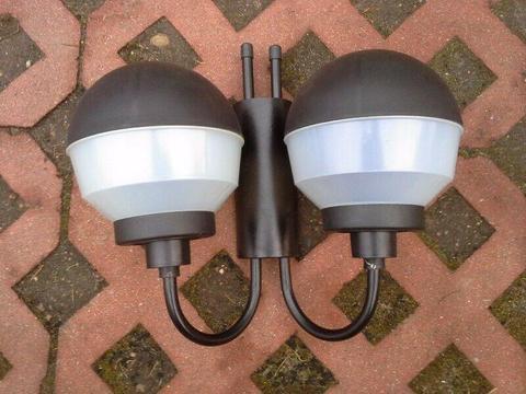 *Na działkę,do domu,na prezent nieużywane lampki ew.zamiana+bonus