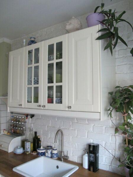 Szafki wiszące kuchenne z Ikea